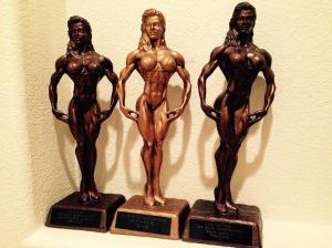 My trophies